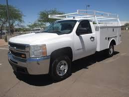 USED 2007 CHEVROLET SILVERADO 2500HD SERVICE - UTILITY TRUCK FOR ...