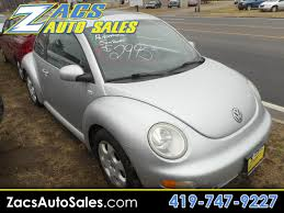 100 Craigslist Toledo Cars And Trucks Used Volkswagen Beetle For Sale OH From 1995 CarGurus