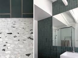 Heath Tile Terrazzo Secondary Bath