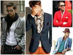 Men Fashion Trends Blazers