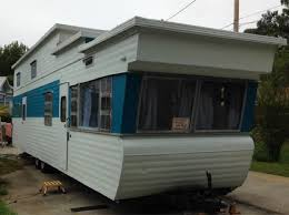 1954 Two Story Vintage Travel Trailer For Sale