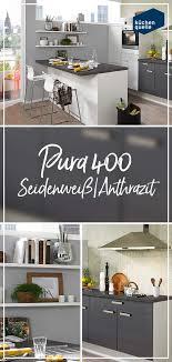 coolness pur entdecke die graue küche pura 400 seidenweiß