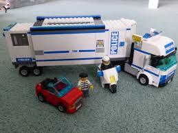 100 Lego Police Truck Set 7288 In Corfe Mullen Dorset Gumtree