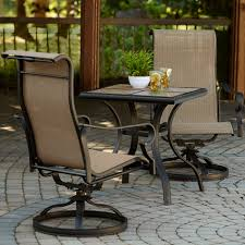 Kmart Jaclyn Smith Patio Furniture by Jaclyn Smith Brookner 3 Piece Bistro Set Summer Is Here At Kmart