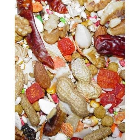 Higgins Safflower Gold Natural Parrot Food - 25lbs