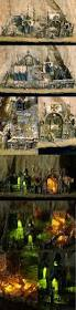 Lemax Halloween Village Displays by 282 Best Halloween Village Images On Pinterest Halloween Village