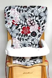 Eddie Bauer Wood High Chair Replacement Pad by Eddie Bauer Wood High Chair Cover Newport Style Chair Replacement