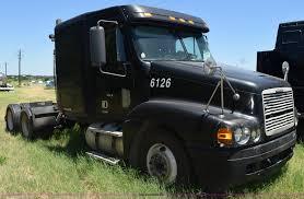 100 Stephenville Truck And Trailer 2003 Freightliner Century ST120 Semi Truck Item K6148 SO