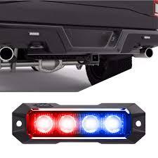 100 Emergency Strobe Lights For Trucks Amazoncom Z4 TIR LED Surface Mount
