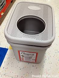 Cat Litter Carpet by Posed Perfection Clevercat Litter Box Knock Off