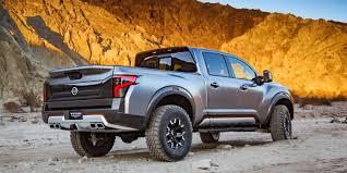 Nissan Titan Warrior Concept Truck | Nissan USA