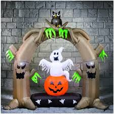 Cheap Halloween Airblown Inflatables by Halloween 61xhovemngl Sl1200 Fantastic Inflatable Halloween