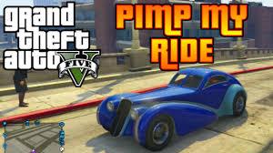 100 Pimp My Truck Games GTA 5 Ride 25 Truffade ZType Bugatti Type 57 Car