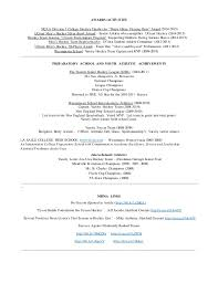 tyson two page resume