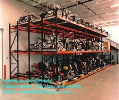 HJC Nonstandard Motocycle Storage Rack