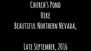 Pumpkin Patch Reno Nv by Hike At Church U0027s Pond Reno Nevada Youtube