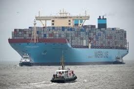 100 Mclean Trucking The MSC Oscar Just Became The Worlds Biggest Container Ship Vox