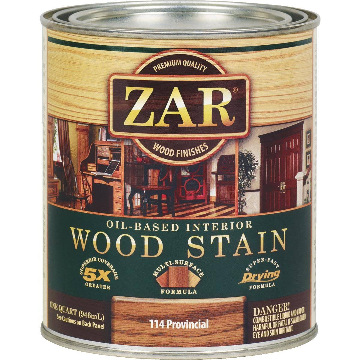 United Gilsonite Zar Oil Based Wood Stain - 114 Provincial