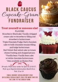 Black Caucus Cupcake Fundraiser