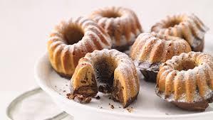 mini marmorkuchen ohne zucker