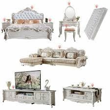 barock luxus haus wohn zimmer schlaf möbel 9 tlg set komplett