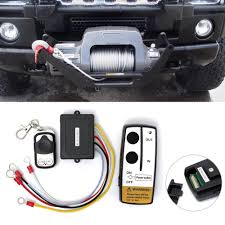 12V 50ft Wireless Winch Remote Control Set Kit With Key Fob For Jeep ... 2005 Jeep Tj Rubicon 57l Truck Hemi 545rfe Ca Emissions Legal Kit Mpc Jeep Commando Mountn Goat 125 Scale Model Car Truck Kit New Wrangler Pickup Cversion Exceeds Mopars Sales Expectations Making Your Own Survival Camper Adventure Carchet Universal Winch Wireless Remote Control 12v 50ft For Omurtlak76 Puts 5499 Price Tag On Jk8 For 4x4 Honcho Original 7313 Revell Opened Kits Zone Offroad 412 Suspension System J29n