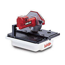 Tile Saw Water Pump Not Working by Mk Tile Saw Ebay