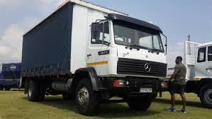 MERCERDES BENZ ECONOLINER 7 TONNE CURTAIN SIDE TRUCK FOR SALE | Junk ...