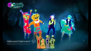 Halloween Town 3 Characters by Just Dance 3 Danny Elfman This Is Halloween Youtube
