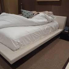 Modloft Ludlow Bed by Modloft Jane Bed In Beige Flap Stores