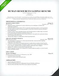 Sample Targeted Resume Of Format