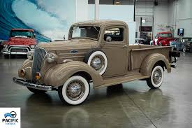 100 1937 Plymouth Truck For Sale Classic Exotic Car Dealer Pacific Classics