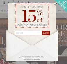 Pottery barn coupon code online Bdubs coupons