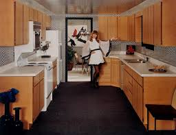 Kitchen Design From The 1940s Through The 1970s