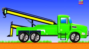 100 Truck Song Tow Truck Song Kids YouTube