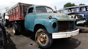 Junked 1949 Studebaker 2R Stakebed Truck | Autoweek 1951 Studebaker 2r5 Pickup Fantomworks 1954 3r Pick Up Small Block Chevy Youtube Vintage Truck Stock Photos For Sale Classiccarscom Cc975112 1947 Studebaker M5 12 Ton Pickup 1952 1953 1955 Car Truck Packard Nos Delco 3r5 Chop Top Build Project Champion Wikipedia Dodge Wiki Luxurious Image Gallery Gear Head Tuesday Daves Stewdebakker 56
