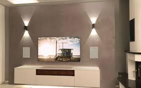 tv wand komplett modernisiert audio team home entertainment