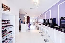 Salon Decor Ideas Images by Nail Salon Design Ideas Home Interior Design