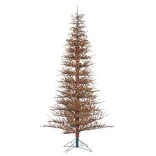 Pre Lit Pencil Cashmere Christmas Tree by 7 Ft Pre Lit Christmas Trees Artificial Christmas Trees The