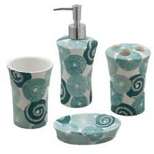 Beach Glass Bath Accessories by Sea Glass Bathroom Accessories Like Everything But The Towels