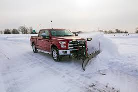 All-New Ford F-150 Adds Tough New Snow Plow Prep Option Across All ...