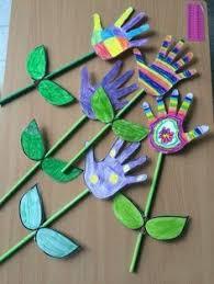 DIY Crafts Tissue Paper Flower Art Craft Project Fun Kids