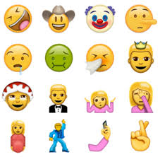 How to Use 72 New Emoji Icons Right Now from Unicode 9