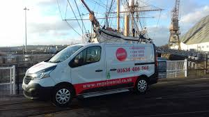 Renault Trafic Van For Hire In Medway | Regal Rental Chatham
