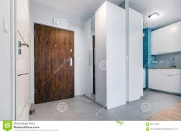 100 Small Modern Apartment Entrance To In Stock Photo