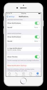 WhatsApp FAQ Why don t I notifications