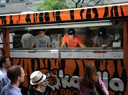Korilla, NYC's Korean BBQ Crew, Joins Food Network's 'The Great Food ... Kimchi Taco Truck Nyc Vs Korean Bbq Food Cart And The World Kbg Grill Restaurant New Brunswick Nj Trucks Stef In The City Having Lunch At My Desk Kimchi Taco Truck Taco Food Truck Parked In Chelsea Neighborhood Serving Mexican Stock Photos Images Krispy Fish Bowl From Big Apple Ny Style Street Review Wichita By Street Vancouver British Columbia Canada Bbq Alamy