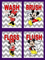 Mickey And Minnie Mouse Bathroom Ideas by Minnie Mouse And Mickey Mouse Wall Art Disney Bathroom Quote
