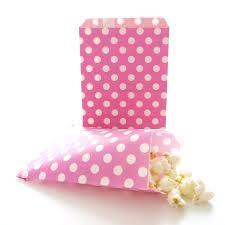 amazon com girls party bags bridal shower favor sacks
