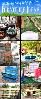 10 Truly Easy Yet Innovative DIY Garden Furniture Ideas – Cute DIY ... Backyard Diy Projects Pics On Stunning Small Ideas How To Make A Space Look Bigger Best 25 Backyard Projects Ideas On Pinterest Do It Yourself Craftionary Pictures Marvelous Easy Cheap Garden Garden 10 Super Unique And To Build A Better Outdoor Midcityeast Summer Frugal Fun And For The Gracious 17 Diy Project Home Creative